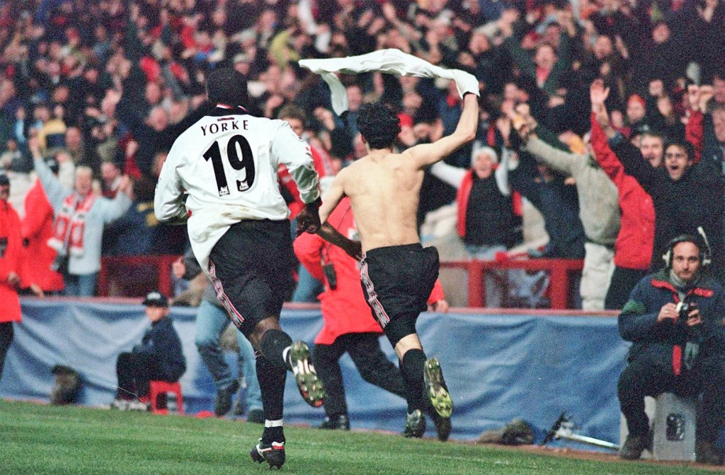 Ryan Giggs Arsenal Goal