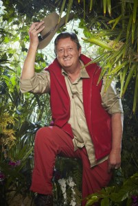 Bristow in the jungle