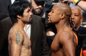 Manny and Floyd