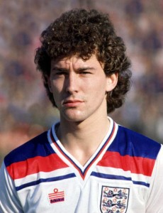 Robbo sporting a perm